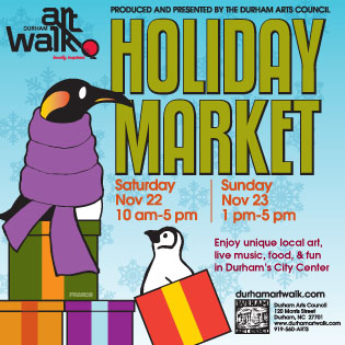 Think Outside The Big Box And Go For An Art Walk Instead Gotriangle