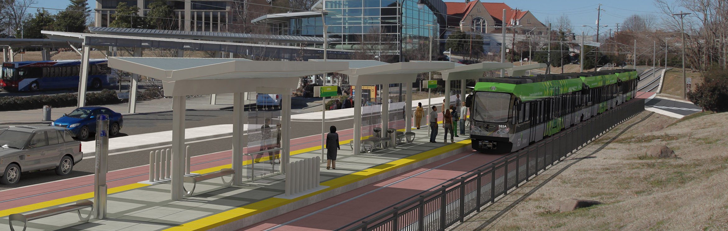 light rail page cover photo