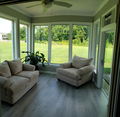 Harris sunroom