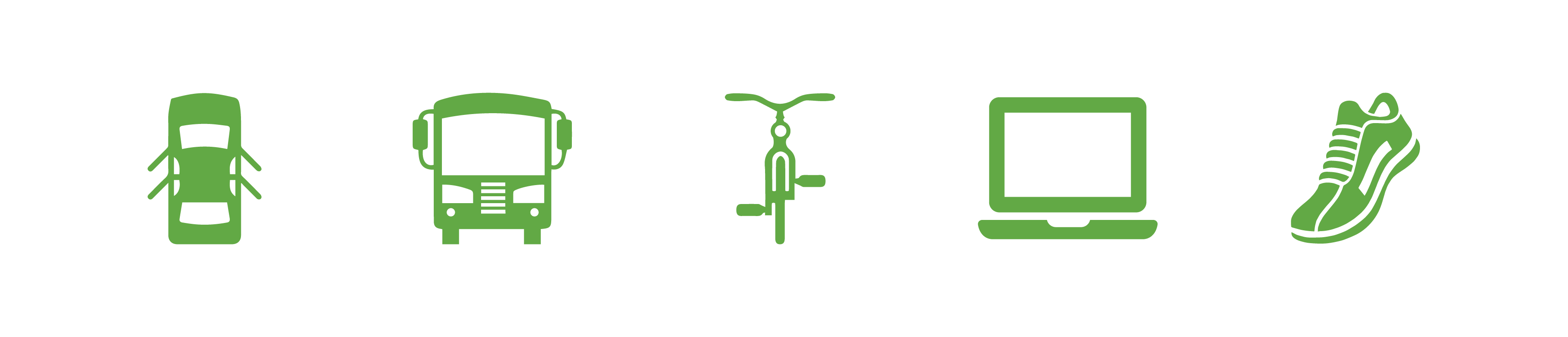 Smart Commute Icons