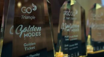 golden modes award