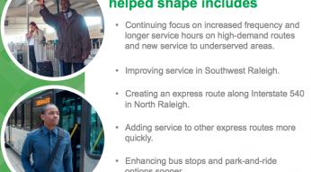 Wake bus plan graphic