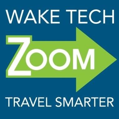 wake tech zoom logo